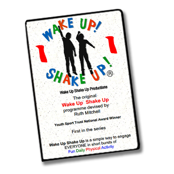 Wake Up Shake Up - DVD - 1