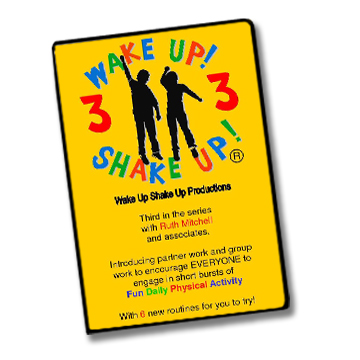 Wake Up Shake Up - DVD - 3