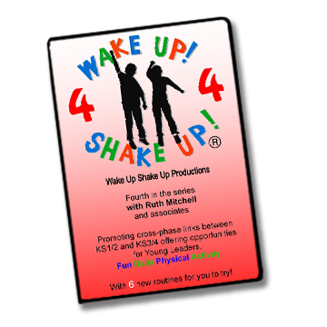 Wake Up Shake Up - DVD - 4