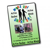 Wake Up Shake Up - DVD - Active Body Active Mind