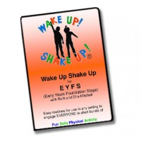 Wake Up Shake Up - DVD - EYFS